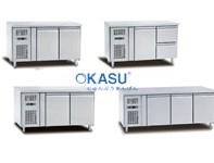 Tủ bảo ôn bàn thớt OKASU HS-LD-2A