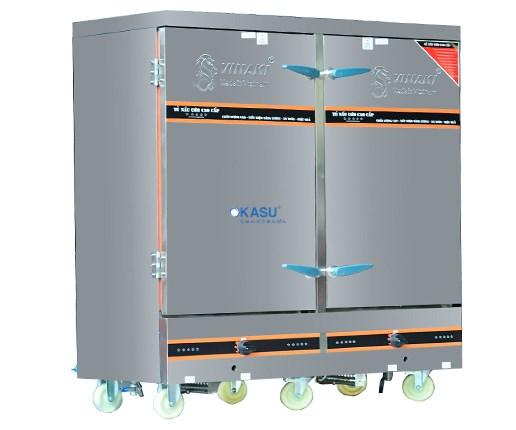 Tủ Nấu Cơm Gas 24 Khay OKASU VNK24K-G