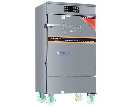 Tủ Cơm 6 Khay Điện Điều Khiển Cảm Ứng OKASU VNK6K-DB