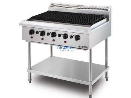 Bếp nướng vỉ dùng gas Berjaya CB5BFS-17