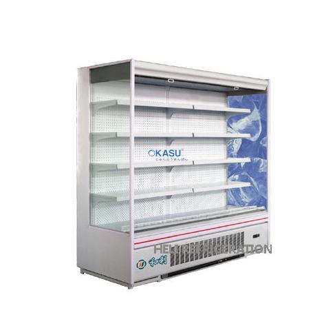 Tủ trưng bày siêu thị Heli SCLF5F-6Z