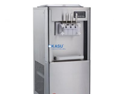 Máy làm kem tươi 3 vòi Okasu B522