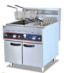 Bếp chiên nhúng điện DF-30-2A dung tích 56L