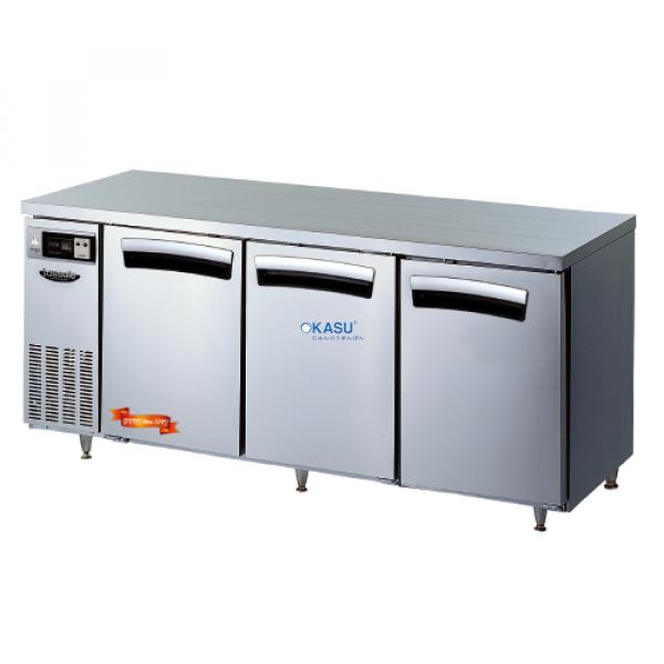 Tủ bàn lạnh công nghiệp 1800 Lassele LTD-1833R
