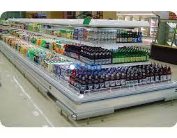Tủ trưng bày siêu thị Carrier AMA-M2513AD