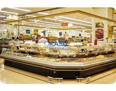 Tủ trưng bày siêu thị Carrier ASA-F25TGFD