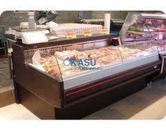 Tủ trưng bày siêu thị Carrier ASA-M25HGFD