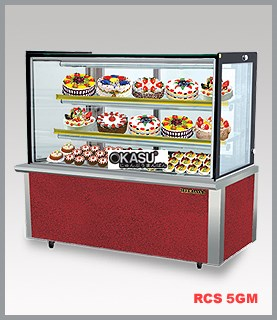 Tủ trưng bầy bánh OKASU OKA-RCS 5GM