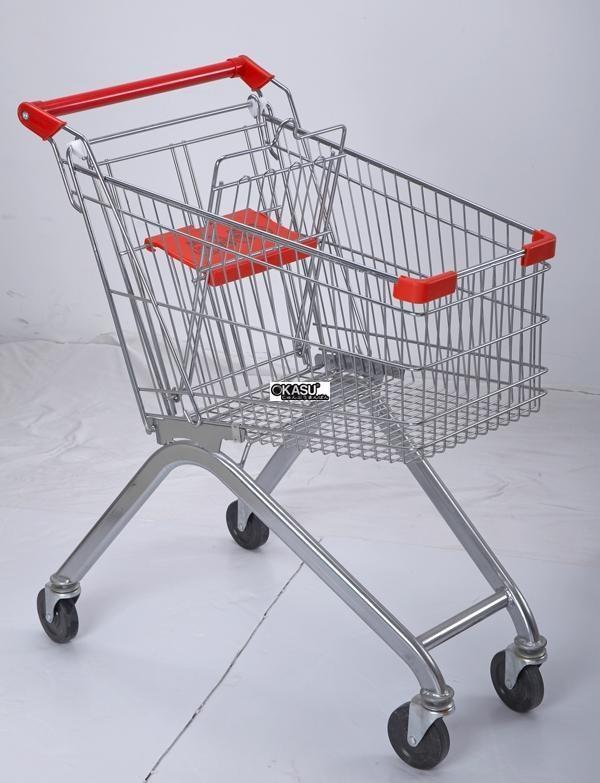 Xe đẩy siêu thị OKASU OKA-180L