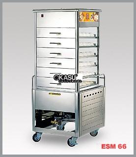 Tủ hấp trưng bày bánh Bao OKASU OKA-09
