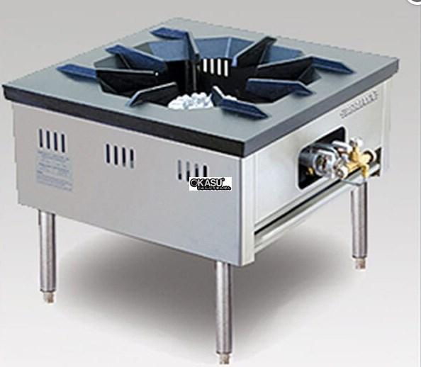Bếp xào đơn công nghiệp OKASU OKA-600XD