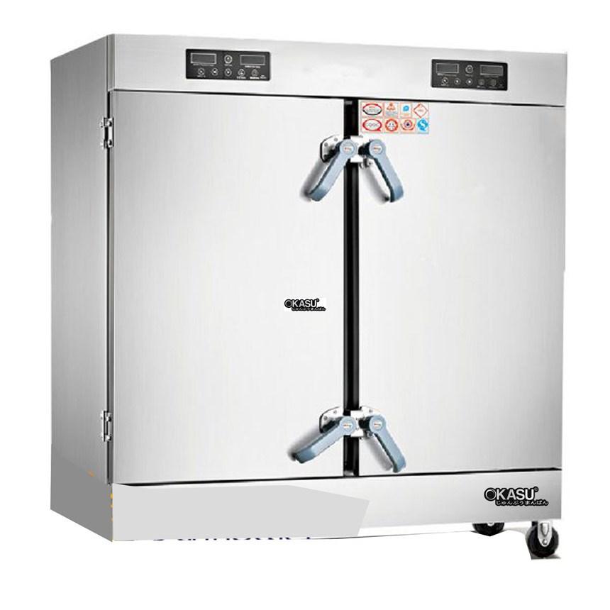 Tủ nấu cơm công nghiệp OKASU OKA-24K ( Dùng Gas)