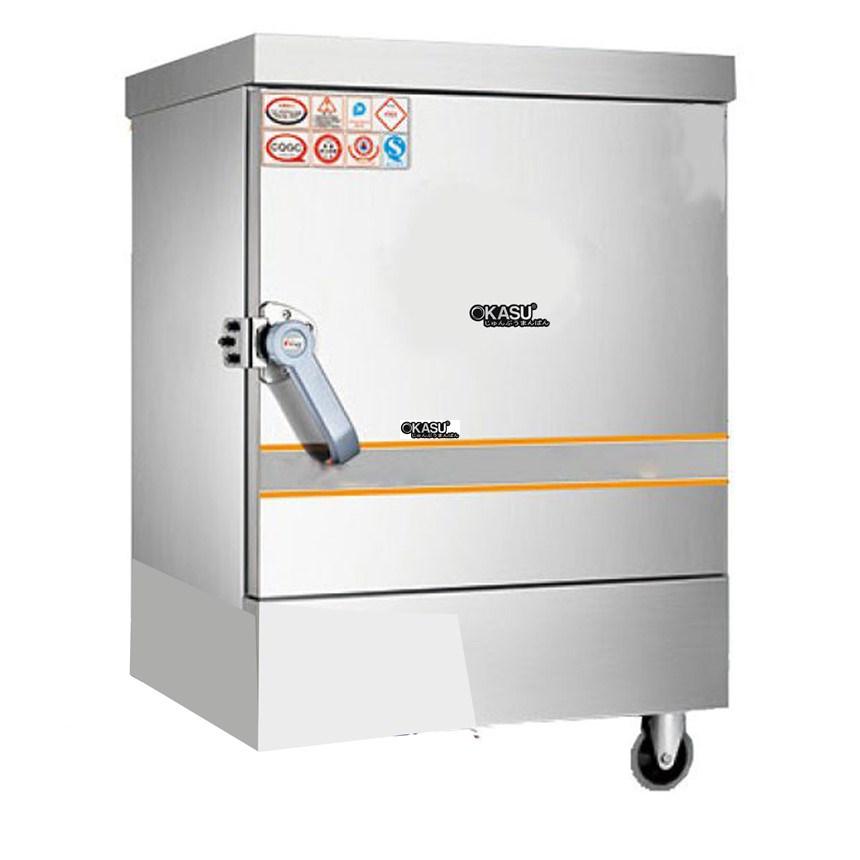 Tủ nấu cơm công nghiệp OKASU OKA-8B