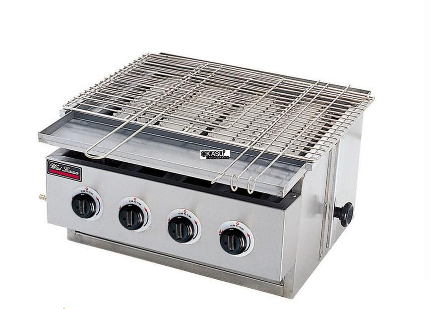 Bếp nướng vỉ OKAU WYG-742-6
