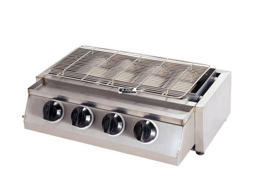 Bếp nướng vỉ OKASU WGC-750