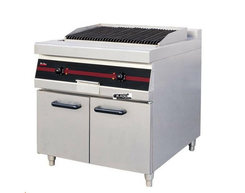 Bếp nướng đá nhiệt OKASU GEL90