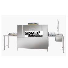 Máy rửa bát công nghiệp OKASU JY-C250+H18