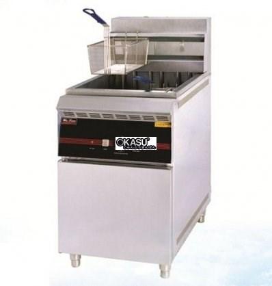 Bếp chiên nhúng OKASU WYA-885