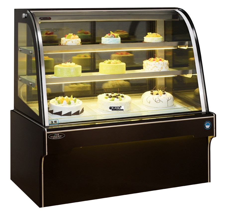 Tủ trưng bày bánh kem OKASU OKS-G300FD