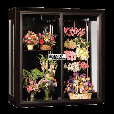 Tủ mát bảo quản hoa tươi OKASU OKS-09KB