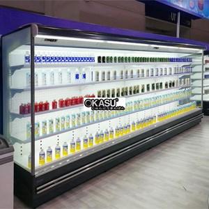 Tủ mát trưng bày siêu thị OKASU OKS-BX16F