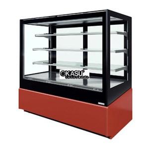 Tủ trưng bày bánh cao cấp OKASU BX-1500ZHF3