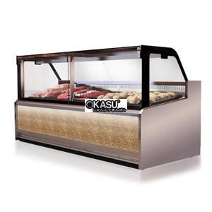 Tủ trưng bày bánh OKASU RDG-900HHF2