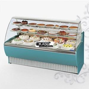 Tủ bảo quản bánh OKASU BX-1500HQF3