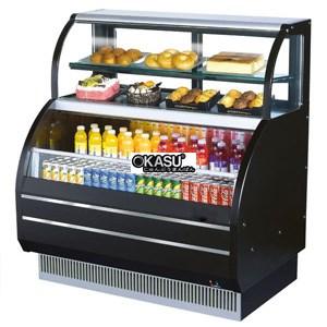 Tủ trưng bày bánh và nước ngọt OKASU BX-1200HQF3