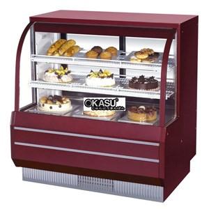 Tủ trưng bày bánh 3 tầng OKASU BX-1200HQF2