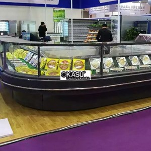 Tủ trưng bày siêu thị OKASU OKS-09ES