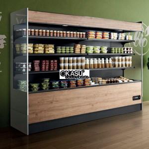 Tủ trưng bày siêu thị OKASU OKS-SG17SE