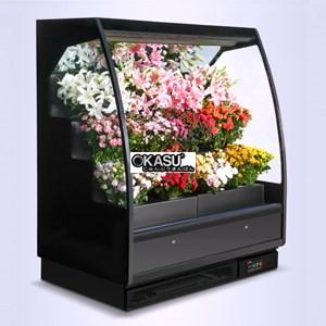 Tủ bảo quản và trưng bày hoa tưới OKASU OKS-18AH
