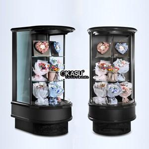 Tủ trưng bày và bảo quản hoa tươi OKASU OKS-SG18YB