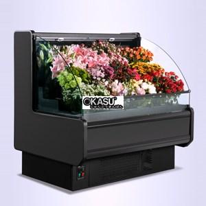 Tủ bảo quản và trưng bày hoa tươi OKASU OKS-SG18AF