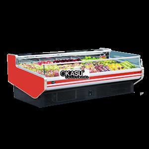 Tủ làm mát trưng bày hoa quả OKASU OKS-09XG