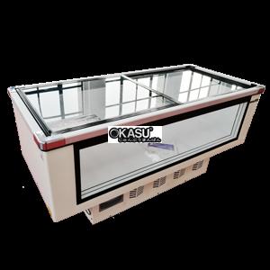 Tủ đảo cửa sổ đôi phía trước cửa trượt OKASU HD-1850SC