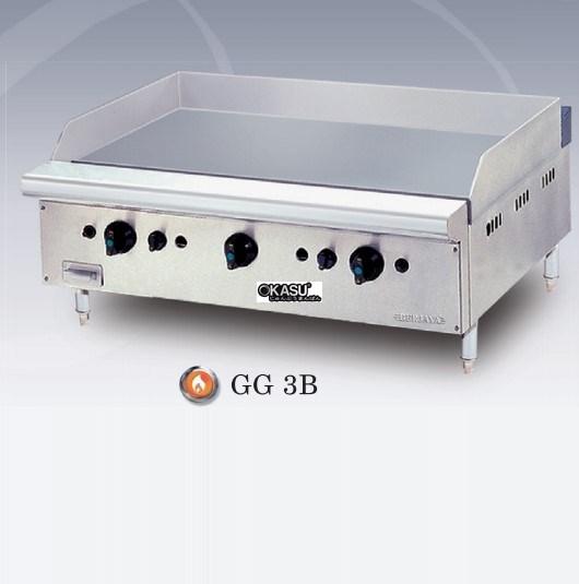 Bếp chiên bề mặt dùng gas Berjaya GG 3B