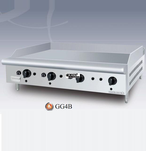 Bếp chiên bề mặt dùng gas Berjaya GG 4B