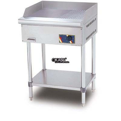 Bếp chiên nửa phẳng nửa nhám Berjaya EG 3500-12RFS