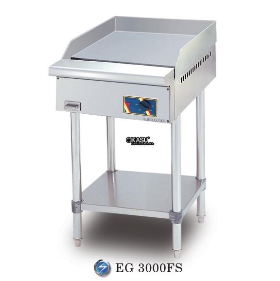 Bếp chiên bề mặt dùng điện chân đứng Berjaya EG 3000FS
