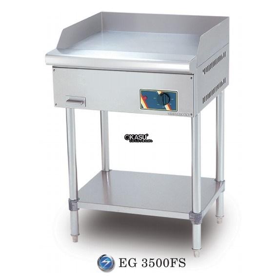 Bếp chiên bề mặt dùng điện chân đứng Berjaya EG 3500FS