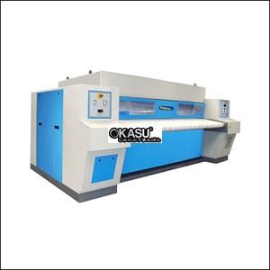 Máy là công nghiệp lô khổ 3m 2 con lăn Powerline PFC-32X120-2