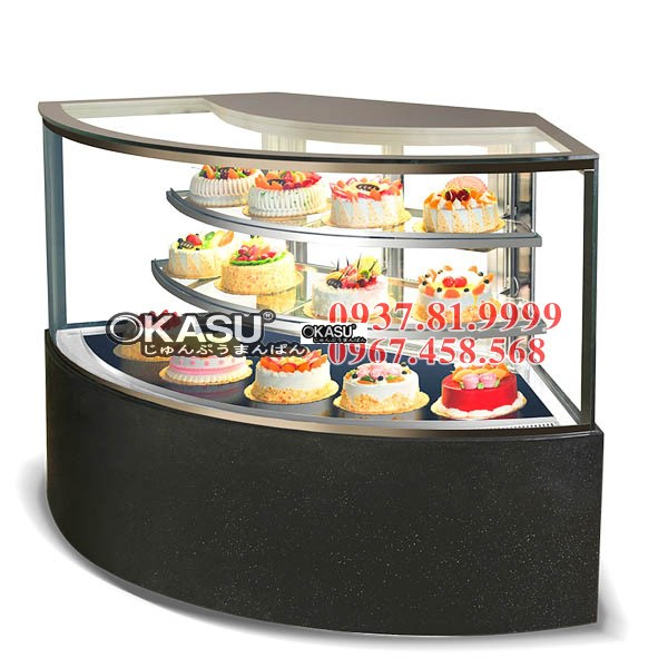 Tủ trưng bày bánh ngọt OKASU BX 4-1935FZ