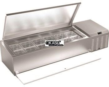 Tủ trưng bày  sushi Firscool HC-PD-60