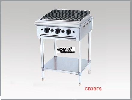 Bếp nướng dùng gas Berjaya CB 3BFS