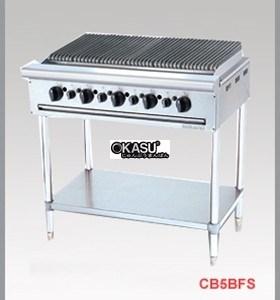 Bếp nướng dùng gas Berjaya CB 5BFS
