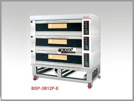 Lò nướng điện 3 tầng Berjaya BSP-3B12P-E (12 khay)