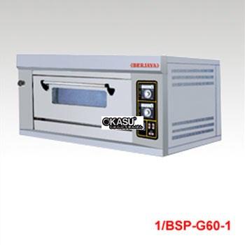 Lò nướng gas 1 tầng Berjaya BSP-G60-1N (20Kg)
