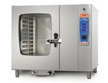 Lò hấp nướng đa năng điện Sogeco 10 khay MDS-R10.21E-S